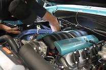 006 1967 Chevelle Week To Wicked 427 Engine Install