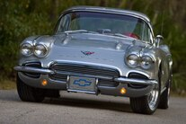 Gerald Copeland's Custom Restomod C1 Corvette - Super Chevy Magazine