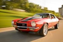 7 1970 Camaro