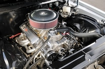 39 1972 Camaro Engine