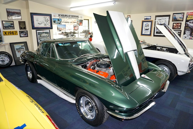 02 Bill Tower 1967 L88 Corvette