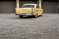 038 Supercharged 1957 Chevrolet Bel Air
