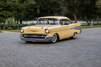 028 Supercharged 1957 Chevrolet Bel Air