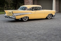 029 Supercharged 1957 Chevrolet Bel Air