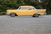 005 Supercharged 1957 Chevrolet Bel Air