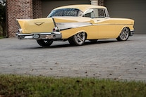 004 Supercharged 1957 Chevrolet Bel Air