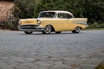 002 Supercharged 1957 Chevrolet Bel Air