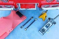 01 C2 C3 C4 C5 C6 Strut Rod Bushings Replacement