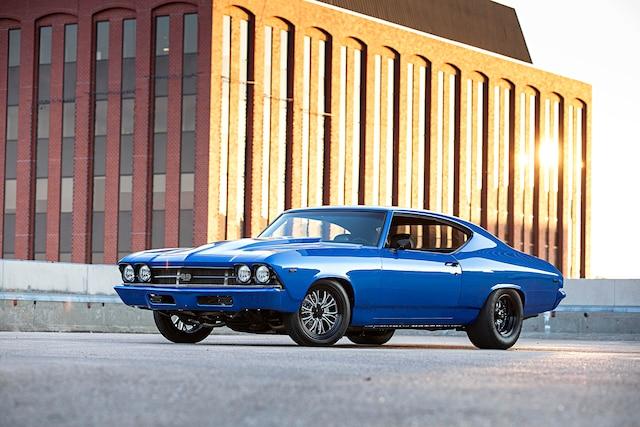 001 Street Strip 1969 Chevelle