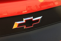 12 2013 Chevrolet Camaro Emblem