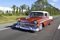 004 1956 Chevy LS Custom Bel Air
