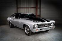 1 1969 Chevrolet Nova Front View