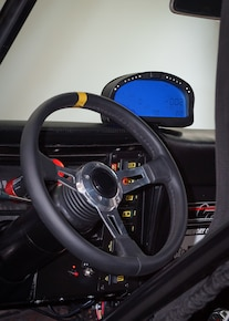 16 1969 Chevrolet Nova Steering Wheel