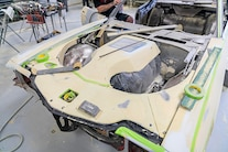 028 1971 Chevelle CCS Classic Car Studios Black New Speed