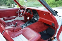 11 1980 Chevrolet Corvette Coupe Interior