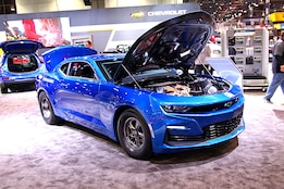 Chevrolet Performance Introduces the 2019 eCOPO Camaro