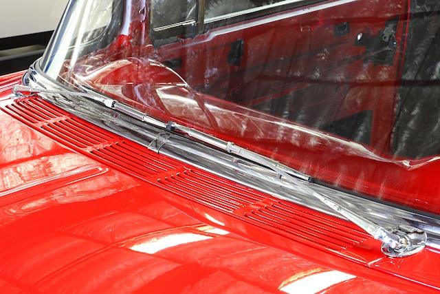 001 Raingear 1956 Chevy Tri Five Windshield Wiper Upgrade