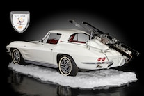 01 1963 Corvette Split Window Coupe Hertz Ski Rental