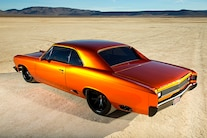 005 1966 Pro Touring Chevelle