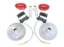Camp 0902 02 Third Generation Camaro Brake Upgrade Ssbc Brake Kit