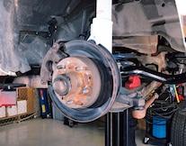 Camp_0902_03 Third_generation_camaro_brake_upgrade Stock_brakes