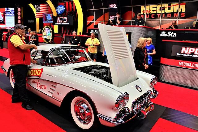 01 2019 Mecum Kissimmee Auction Corvettes