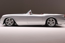 1954 Corvette Restomod Gets Modified Once More