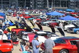 It's time to start planning how you will be enjoying your Chevy shows and events this year