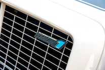 009 1970 Camaro DSE Pro Touring White Blue LS Supercharged Blower Wilwood