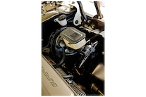 028 1970 Camaro DSE Pro Touring White Blue LS Supercharged Blower Wilwood