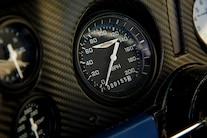 044 1970 Camaro DSE Pro Touring White Blue LS Supercharged Blower Wilwood