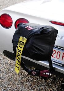 23 2001 Chevrolet Corvette Parachute