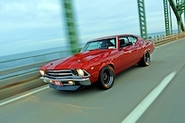 031 1969 Chevelle Big Block Dart Turbo