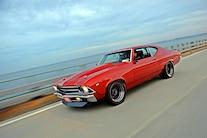 034 1969 Chevelle Big Block Dart Turbo