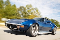 001 1971 Chevy Corvette Street Machine