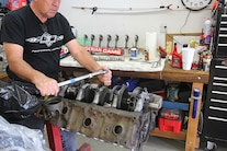001 Chevy Engine Blueprinting