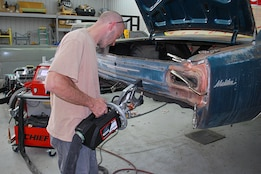 Replacing a 1966 Chevelle Trunk Floor to Look Better Than New