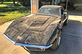 A Rare Find Indeed, 1969 Corvette L71…But it Could Have Been More!
