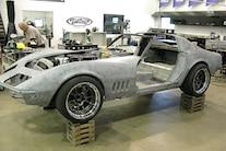 028 1969 Corvette Detroit Speed Pro Touring Blue LS DSE