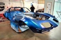 047 1969 Corvette Detroit Speed Pro Touring Blue LS DSE