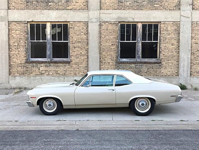 001 1971 Chevrolet Nova Profile