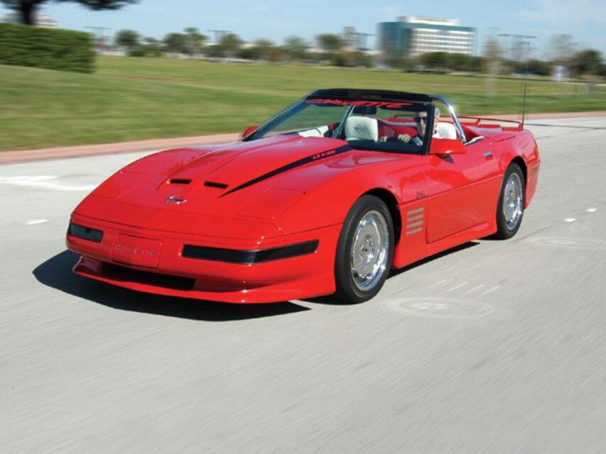 1992 Chevrolet Corvette Roadster - Featured Corvettes