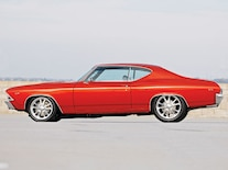 1969 Chevy Chevelle SS - Timing Is Everything - Custom Show