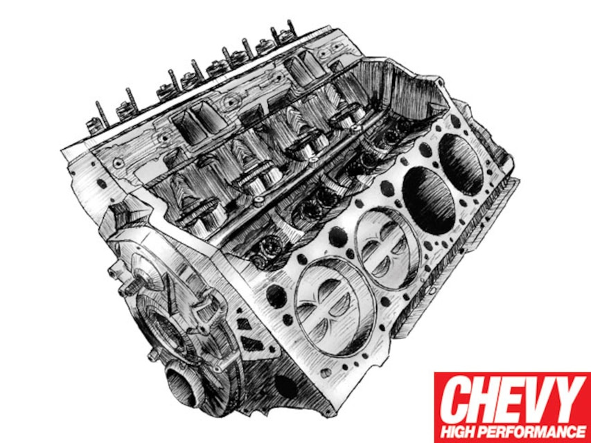 Chevy LT1 Head Questions - Chevy High Performance Magazine