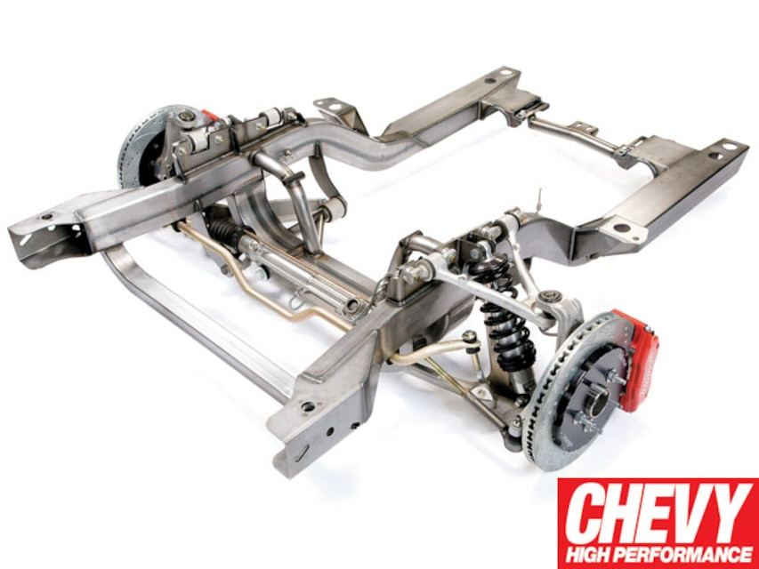 1970-1981 Chevy Camaro Suspension Subframe Assembly Kit