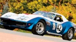 Vemp 0606 13 Pl 1969 Chevrolet Corvette L88 Front View