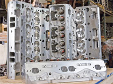 LT1 Cylinder Head Comparison - LT1 Head Shootout!