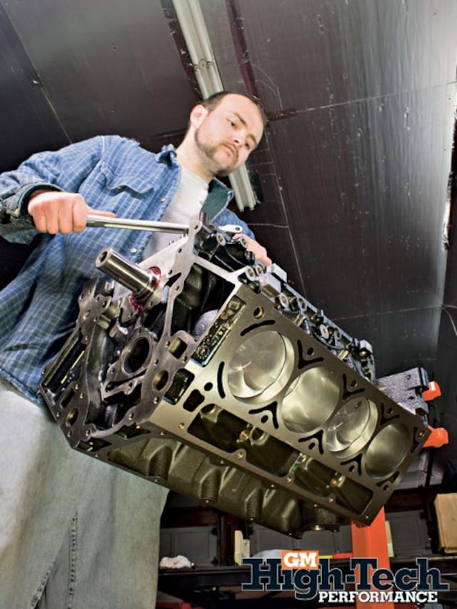 LQ9 408 Stroker Budget Build - GM High-Tech Performance Magazine