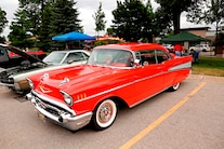 Cc Summer Nats Trifive Chevys 50