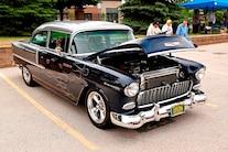 Cc Summer Nats Trifive Chevys 51